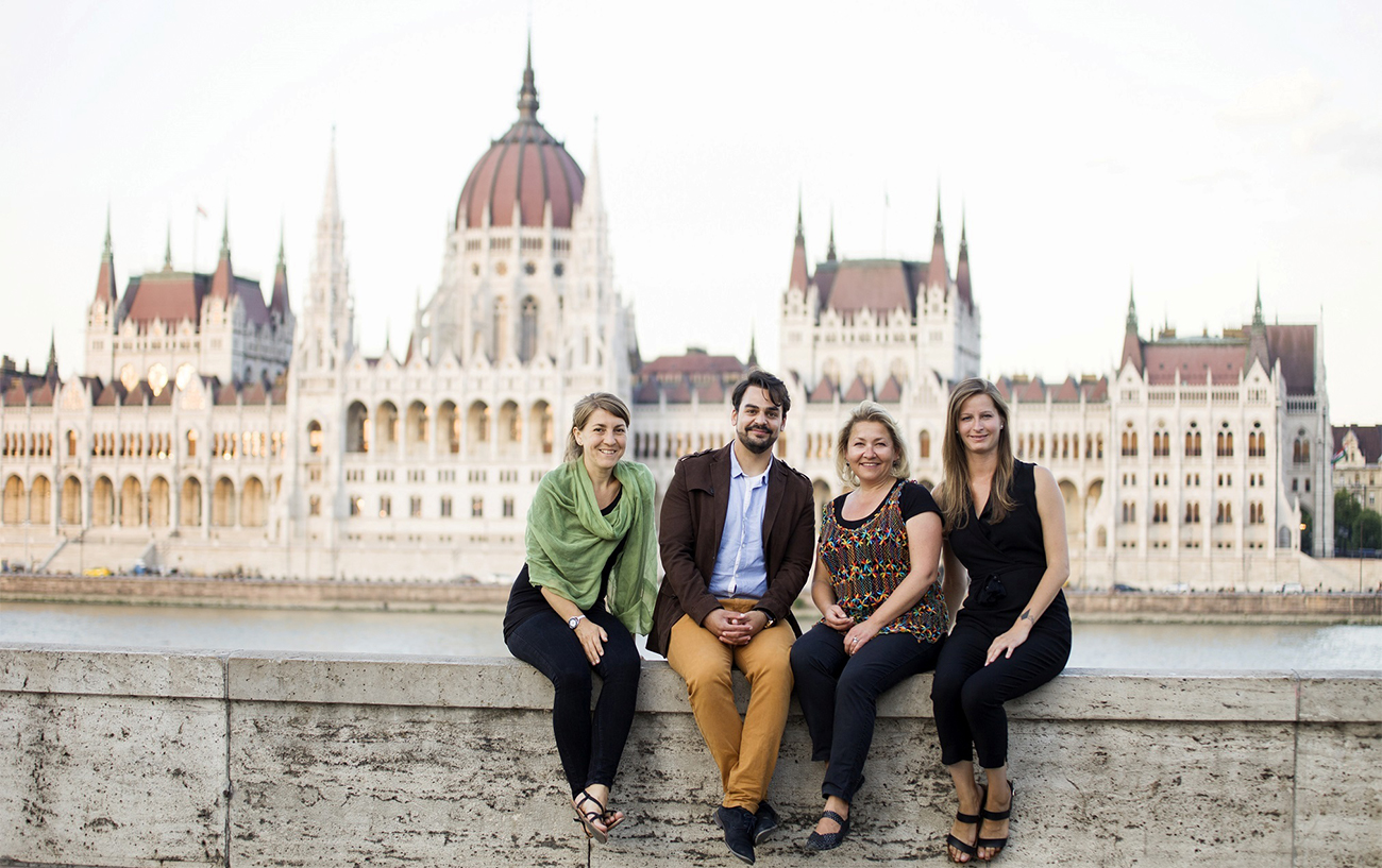Budapest Wonderguides About us