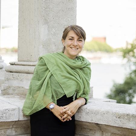 Budapest Wonderguides - Meet the guides - Zsuzsanna Záhonyi (Susan)
