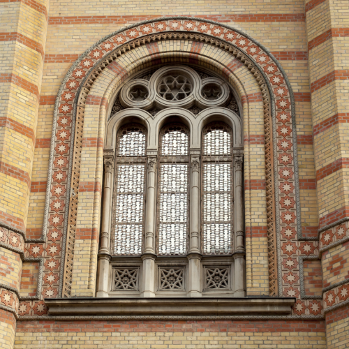 Budapest Wonderguides - Jewish Legacy tour