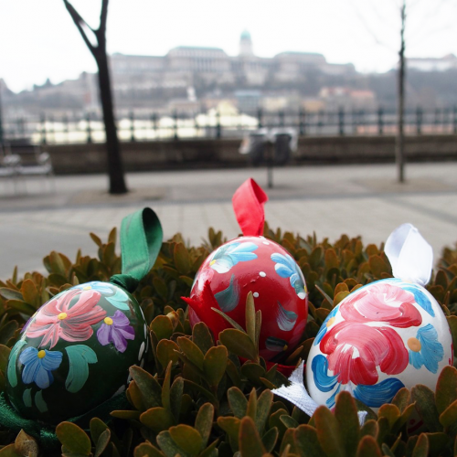 Budapest Wonderguides - Easter tour - Egg hunt in the city