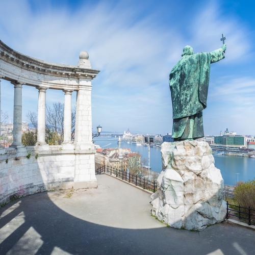 Budapest Wonderguides - Gellért Hill - A spiritual hike