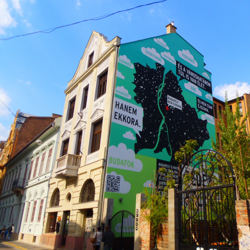 Budapest Wonderguides - Hidden Budapest tour
