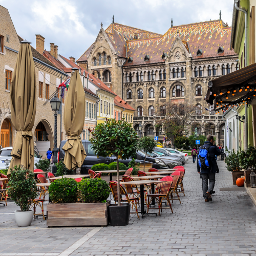 Budapest Wonderguides - Conquer the Castle tour